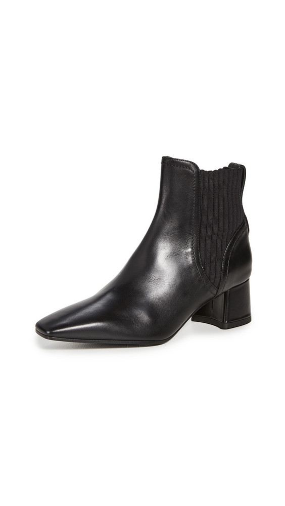 Marion Parke Patti Heeled Chelsea Boots in black