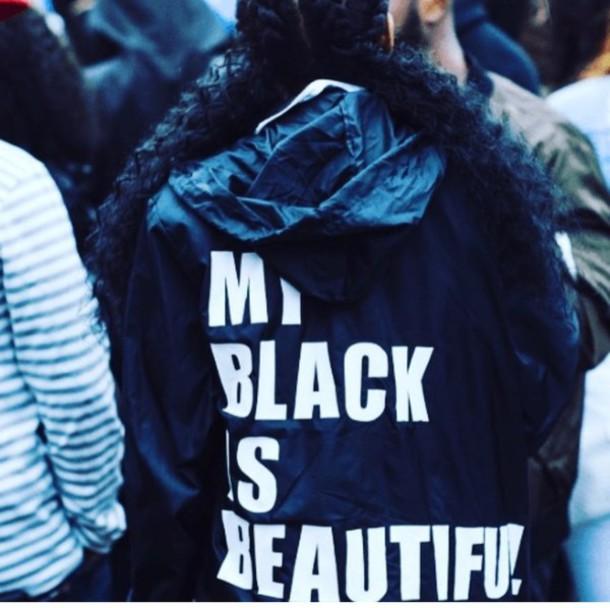 jacket black jacket my black is beautiful