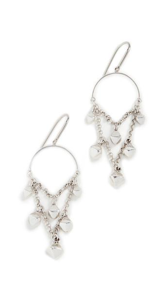 Isabel Marant Tanganyika Earrings in silver