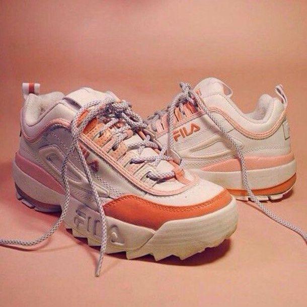 shoes, fila sneakers, fila, sneakers