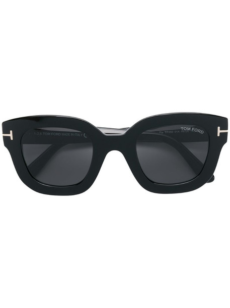 Tom Ford Eyewear Pia sunglasses in black