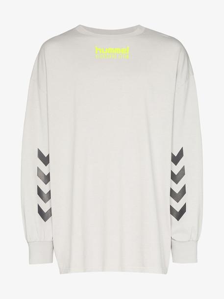 Willy Chavarria x Hummel Buffalo logo t-shirt