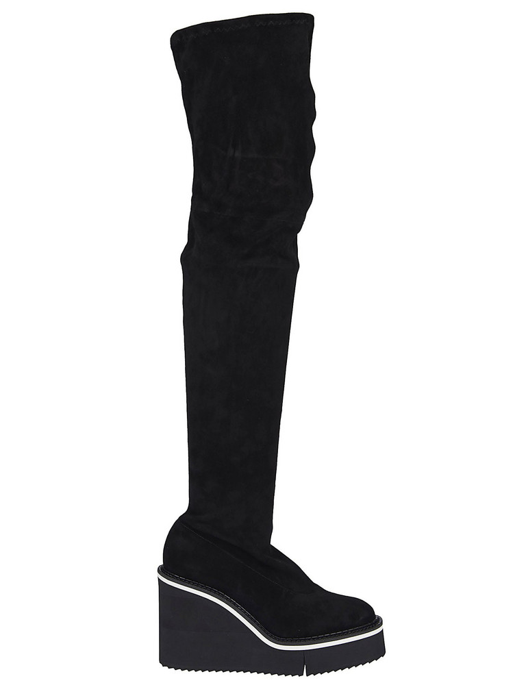 Robert Clergerie Belize Over-the-knee Boots in black