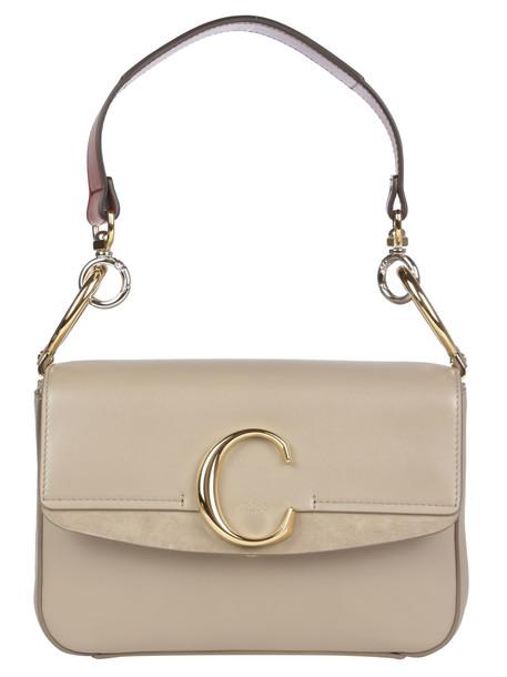 Chloé Chloe Shoulder Bag in grey