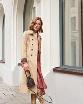 coat,bag,dress