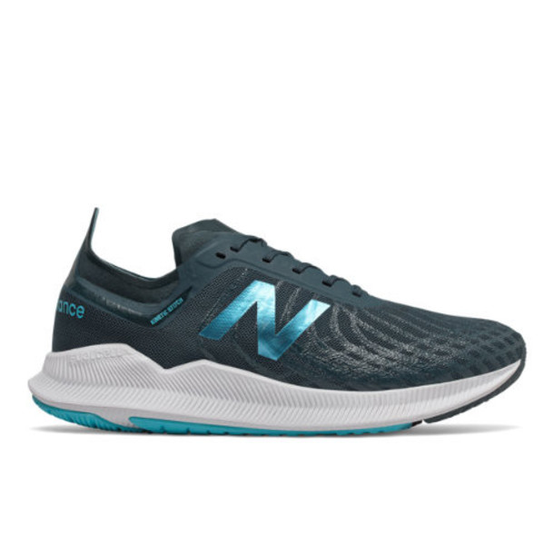 New Balance FuelCell Tekela Men's Neutral Cushioned Shoes - Green/Blue (MFCTKLB)