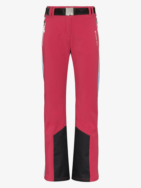Sweaty Betty Moritz softshell ski trousers in red