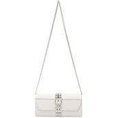 clutch,white,bag