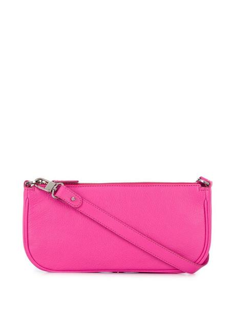 BY FAR Rachel shoulder bag in pink