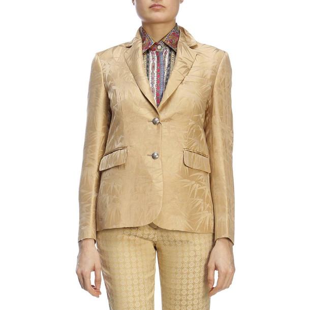 Etro Blazer Blazer Women Etro in beige