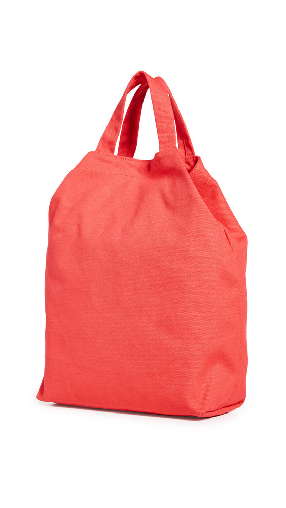 BAGGU Duck Bag in red