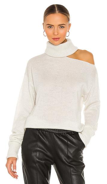 PAIGE Raundi Sweater in Ivory