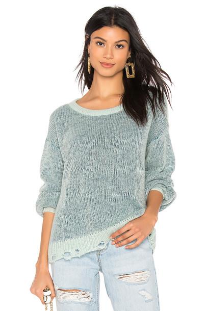 Splendid Marina Sweater in mint