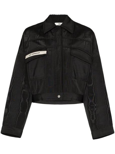 032c Cosmic workshop jacket in black