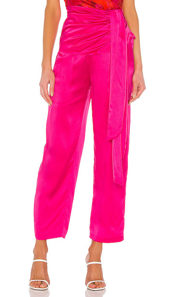AIIFOS Maia Pant in Pink
