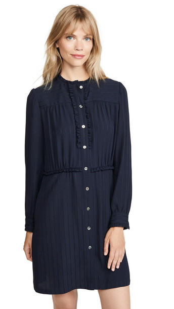 A.P.C. A.P.C. Hoshi Dress in navy