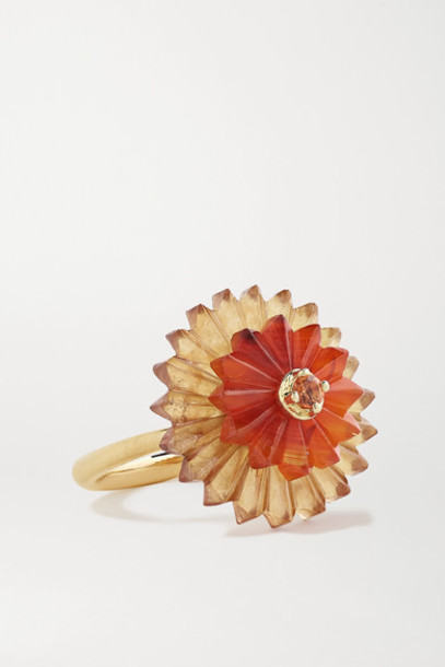 Alice Cicolini - Summer Snow 9-karat Gold Multi-stone Ring