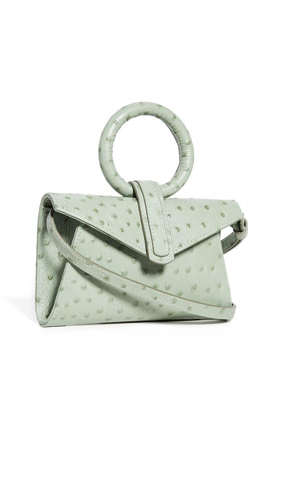 Complet Valery Micro Belt Bag in mint