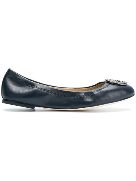 Tory Burch Liana ballet flats in blue