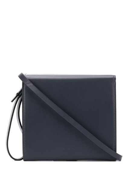 Aesther Ekme crossbody pouch bag in blue