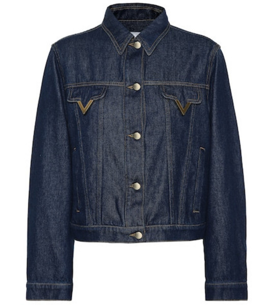 Valentino Denim jacket in blue