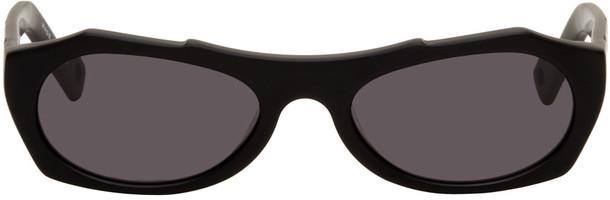 PAWAKA Black Enambelas Sunglasses
