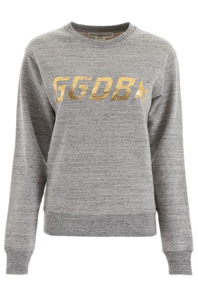 Golden Goose Ggdb Sweatshirt in grey