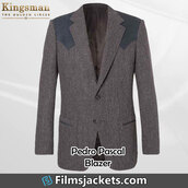 coat,movie,kingsman the golden circle,pedro pascal,blazer,fashion,outfit,style,menswear,mens  fashion,men's outfit,lifestyle
