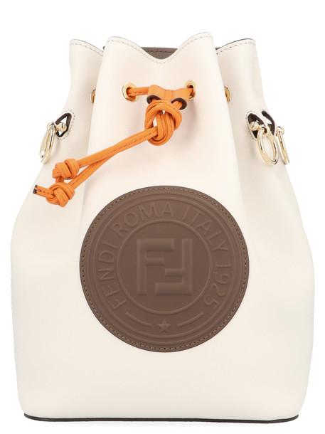 Fendi 'mon Tresor' Bag in white