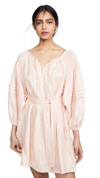 Innika Choo Hans Dress in peach