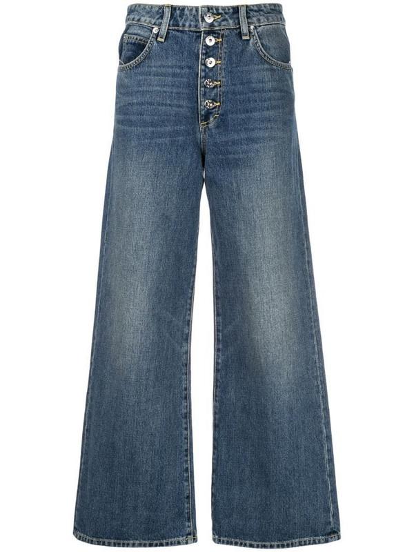 Eve Denim Charlotte jeans in blue