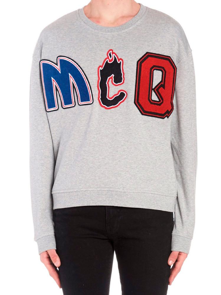 Mcq Alexander Mcqueen Sweatshirt in grey
