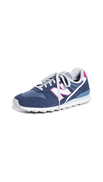 New Balance 996 V2 Sneakers in indigo / natural