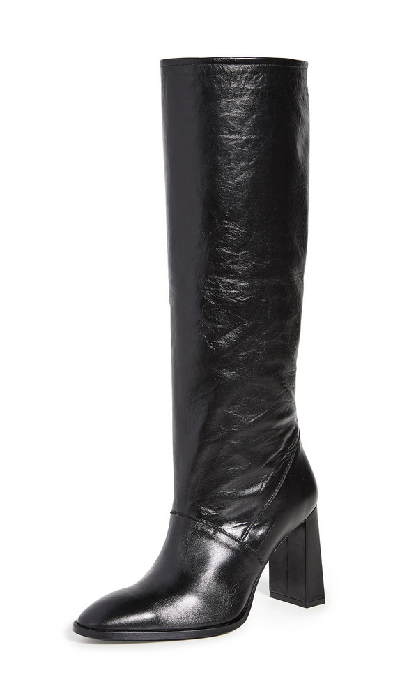 BY FAR Camilla Boots in black