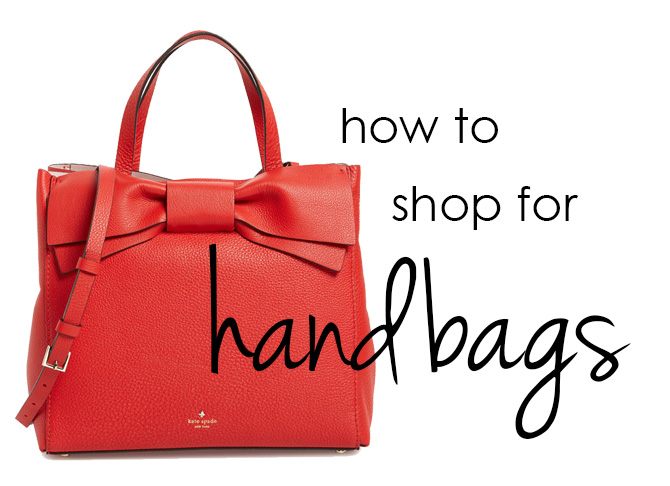 How to Shop for Handbags - Already Pretty | Where style meets body image