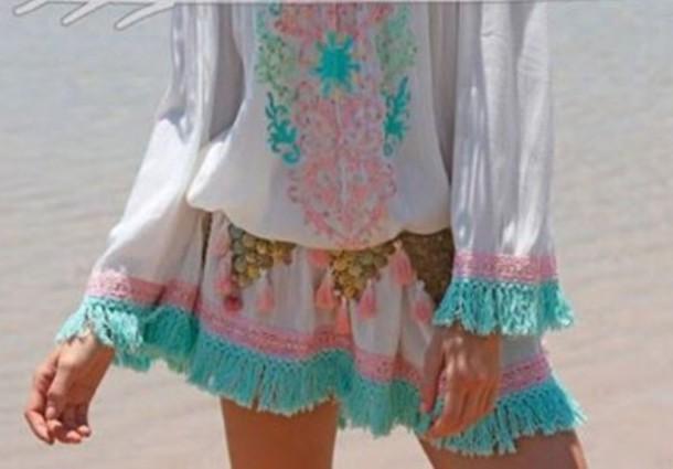 dress boho boho dress hippie hippie chic beach dress