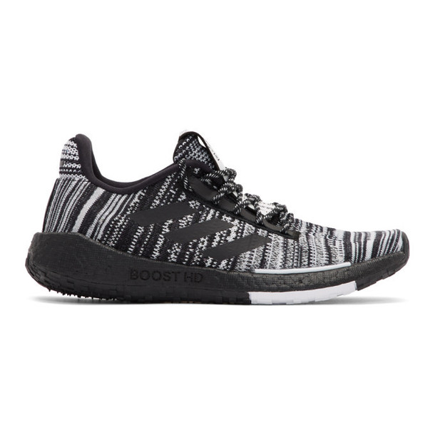 adidas x Missoni Black and White PulseBOOST HD Sneakers