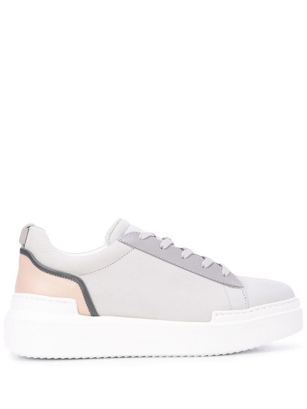 Buscemi panelled sneakers in grey