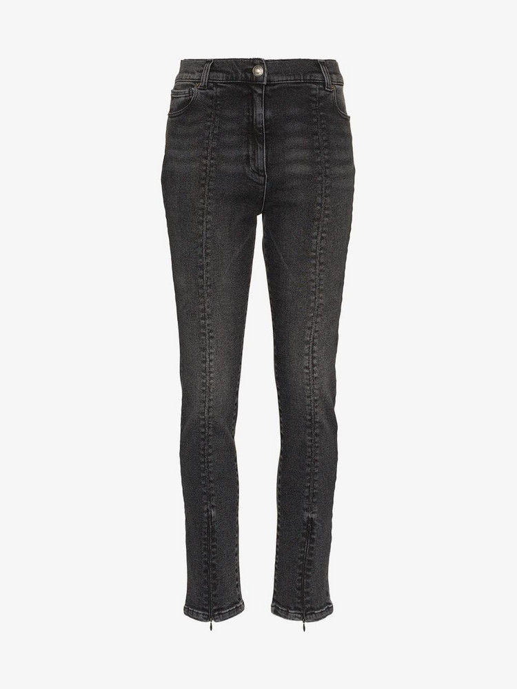Magda Butrym westerville skinny jeans in grey