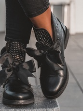 shoes,black,ankle boots
