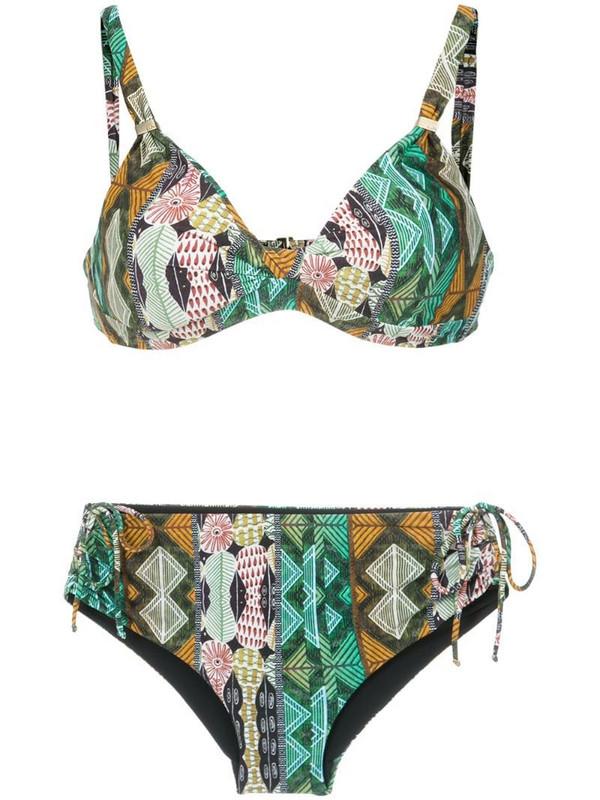 Lygia & Nanny Marcela bikini set