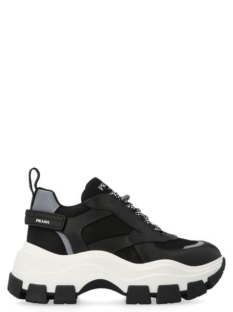 Prada pegasus Shoes in black