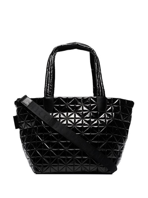 VeeCollective medium Vee tote bag in black