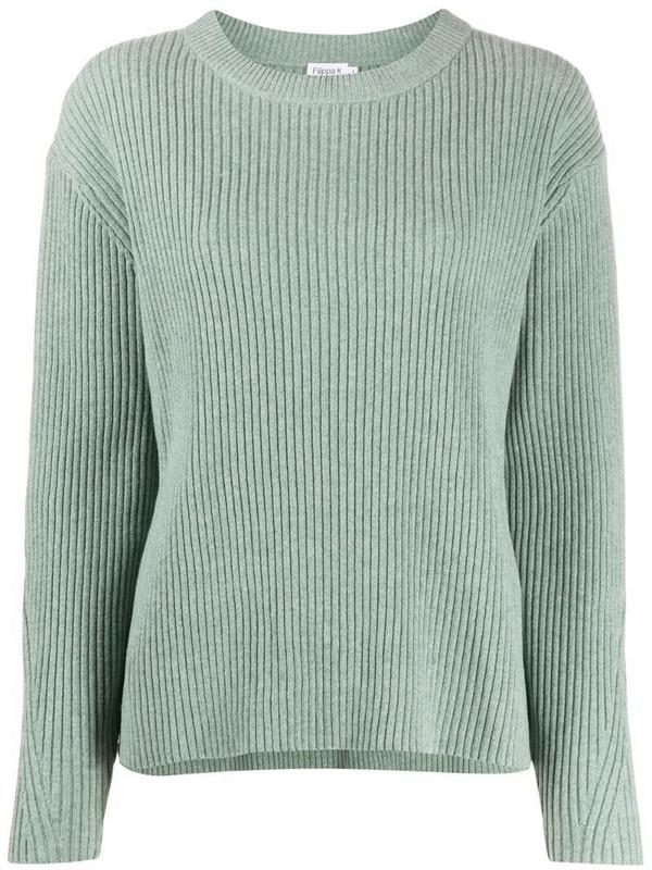 Filippa K Pauline knit jumper in blue