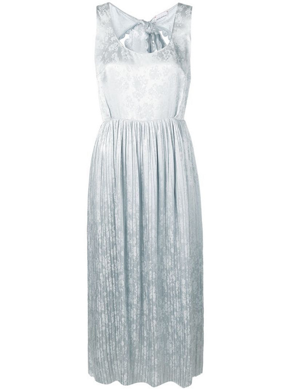 Magda Butrym Shiraz dress in grey