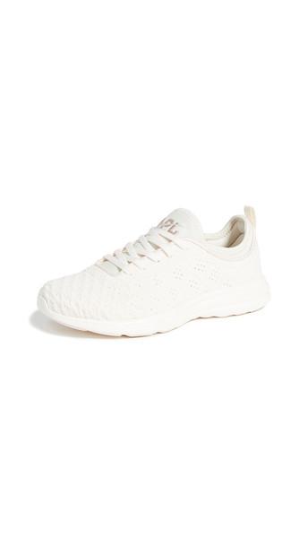 APL: Athletic Propulsion Labs Techloom Phantom Sneakers in rose