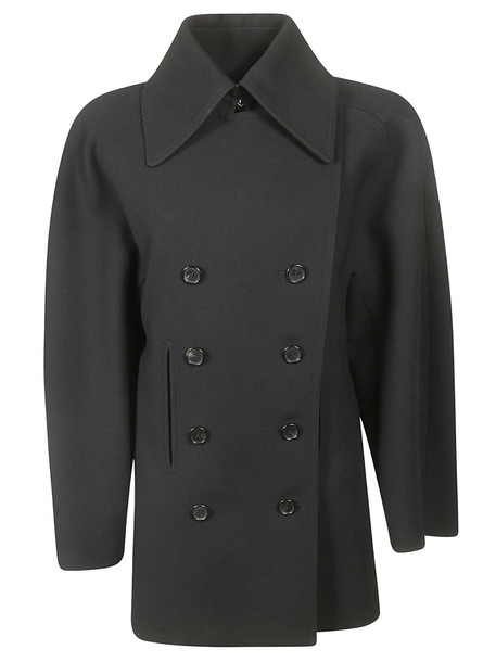 Chloé Chloé Double Breasted Coat in black