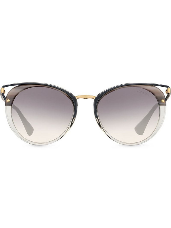 Prada Eyewear Cinéma sunglasses in grey