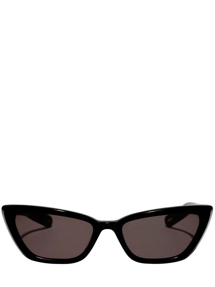 FLATLIST EYEWEAR Fast Forward Acetate Sunglasses in black