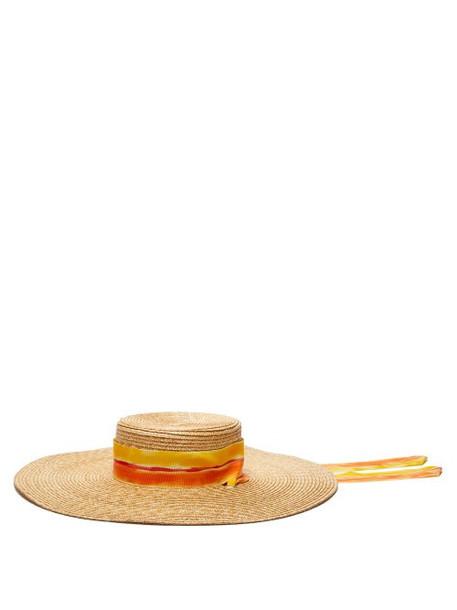 hat straw hat